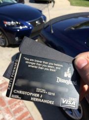 custom metal credit card