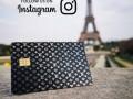 Custom-Metal-Credit-Card-Eiffel-Tower