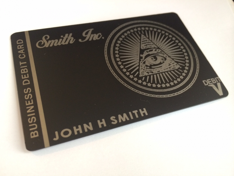 Custom Metal Credit Cards | Turn Your Plastic Into Metal | US Made