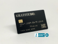 gratitude metal credit card