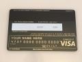metal credit card