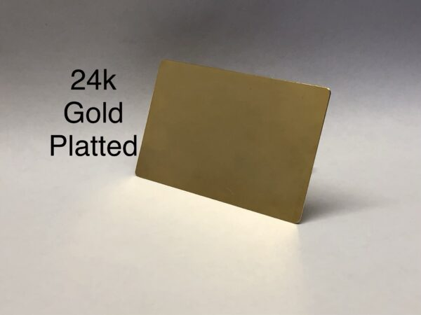 24k Gold Template #1