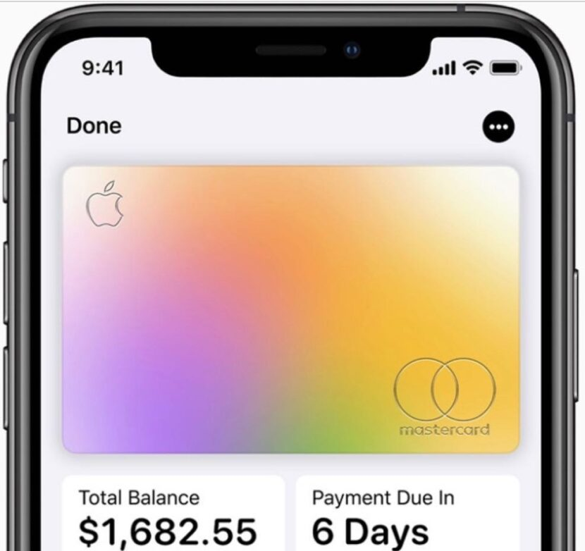 apple metal credit card