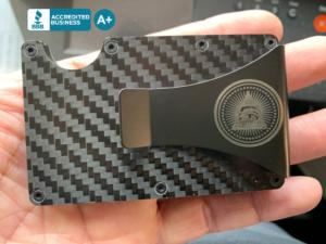 custom carbon fiber wallet 2020