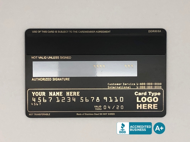 LV Card Design (matte-black)