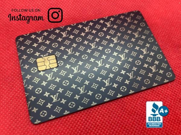 LV Card Design (matte-black)