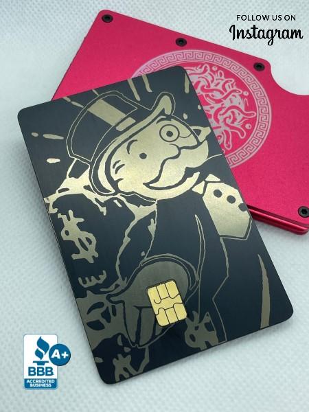 Mr Money Bags Payday Design (matte-black)