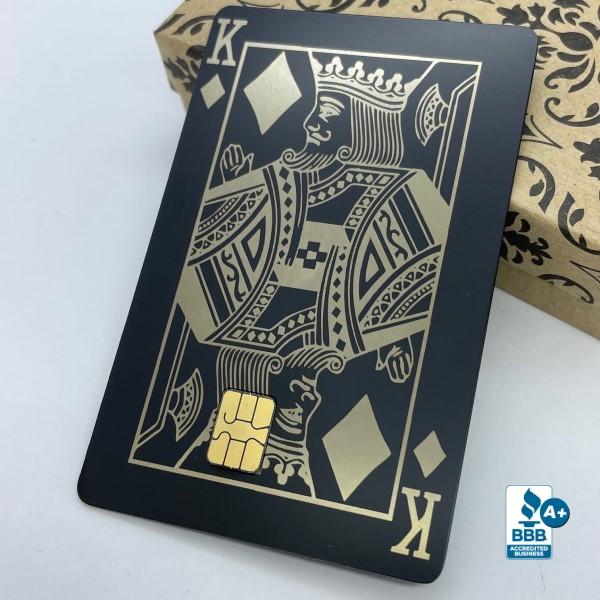 King of Diamonds Design
